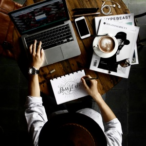 writing, blogging, copywriting, and multi-tasking